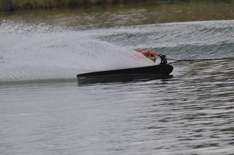 slalom muret
